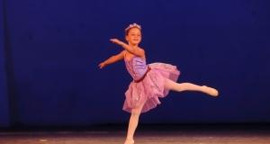 """Национален балетен конкурс """"Малки звезди"""" 2015г."""
